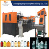 Máquina de dos fases del moldeo por insuflación de aire comprimido de la botella del animal doméstico