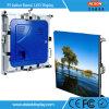 Indicador de diodo emissor de luz interno do arrendamento P3 para o estágio
