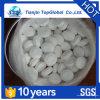 Temps effervescent de dissolution de la tablette 2.7g-3.3G de SDIC 10 mn