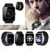 Телефон wristwatch телефона Gt08 одного Bluetooth франтовской с функцией NFC и GSM автономный - iPhone/Android совместимым