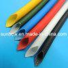 Silikon-Gummi-überzogenes Hochtemperaturfiberglas, das für elektrische Isolierung Sleeving ist
