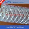2017 Manguera flexible antiestática de la fibra del alambre de acero del PVC de la venta caliente