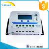 carga solar de 30A 12V/24V LCD/regulador cobrando USB/2.4A duplo Vs3024au