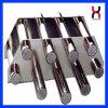 304/316 Filter van de Magneet van de Pijp van het Roestvrij staal Permanente voor Water