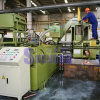 Horizontal Copper Rafting Sólidos briquetagem Press (CE)
