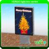広告のためのアルミニウムプロフィールの街灯ボックス
