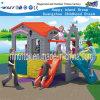 Campo de jogos plástico das crianças comerciais do equipamento do campo de jogos (HF-20305)
