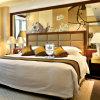 Rei de madeira W Hotel Headboard da cereja no quarto dobro