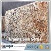 Losa oxidada y de Brown de piedra natural del granito para la frontera