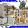 Konkreter hydraulischer Sicherheitskreis, der den Block herstellt Maschine mit Cer pflastert