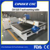 Tagliatrice dell'incisione del legno di CNC per il portello di legno del PVC