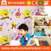 Papier peint lavable Guangzhou de PVC de chambre à coucher de gosses