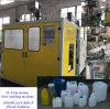 machine jumelle de soufflage de corps creux d'extrusion de la station 2L