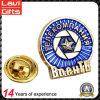Kundenspezifischer Abzeichen-Entwurfs-ReversPin mit Stern-Firmenzeichen