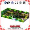 ジャングルの主題の子供の販売のための屋内遊び場の運動場装置