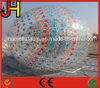 Lustige bunte aufblasbare Zorb Wiese-Kugel für Verkauf