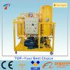 Sistema montado resbalón de la purificación de petróleo de la turbina (TY)