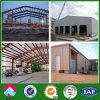 Almacén prefabricado de la estructura de acero de la luz del diseño de Constructure