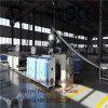 Belüftung-Koextrusion-Schaumgummi-Vorstand-Maschine Belüftung-mehrschichtiges Schaumgummi-Vorstand-Maschinerie Kurbelgehäuse-Belüftung drei Schicht-Schaumgummi-Vorstand-Maschinerie
