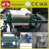 40 años de la experiencia 2014 de la venta de la alta calidad de petróleo de prensa de filtro caliente