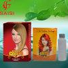 Produits de soins capillaires de crème de couleur des cheveux de couleur d'étoile