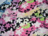 Полиэфир 100% FDY Printed Polar Fleece Fabric для Blanket