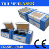 Mini cortador de la máquina de grabado del laser del CNC/laser (TR-5030)