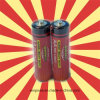 Tamanho verde do zinco 1.5V AA do carbono de Winpow das baterias