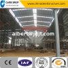 Coste de construcción barato de la estructura de acero pre que dirige con la grúa