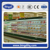 Gasice comercial Cream Refrigerator Used para Sale