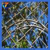 Diamant-dekorativer Kettenlink-Zaun
