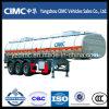 Cimc Aluminiumlegierung-Kraftstoff-Tanker