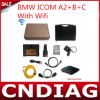voor BMW Icom A2+B+C met WiFi Cisco Rooter Diagnostic & Programming Tool met 2014.11 Latest Software