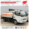Carro del tanque de petróleo de la mano 5000L de la buena calidad segunda con precio barato