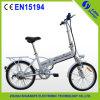 Shuangye 20 pulgadas plegables la bici eléctrica A1 de la ciudad