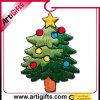 Заплата вышивки конструкции рождества с украшением