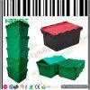 Lid fissato Plastic Moving Container per Storage