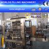 Автоматический линейный тип машина завалки масла бутылки малого масштаба