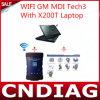 Самый лучший Gm Mdi Tech3 Tech 3 Multiple Diagnostic Interface Quality WiFi с компьтер-книжкой Full Set Ready X200t к Use