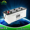 12V japanisches Standard Dry Charged Lead Acid Truck Car Battery----N120-135f51