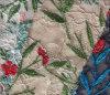 Mehrfarbenspitze-Gewebe mit Stickerei-Nylonspitze-Gewebe mit Stickerei