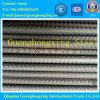 HRB400, ASTM A706, ASTM A615 Gr420, JIS SD390, barra d'acciaio deforme Gr460 BS4449