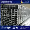 Grand dos de tube en acier galvanisé par Q235B/type rectangulaire