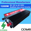 C.C au courant alternatif 1200W Full Power Frequency Inverter 12V 220V