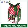 Haus-Form-Weihnachtsgeschenk-Zinn-Kasten (YF-174)
