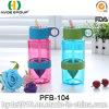 Garrafa de 480ml Kid Zinger Fruit água com palha (PFB-104)
