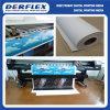 Precio de fábrica solvente de la lona del papel pintado de la impresión