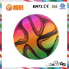 Pvc Colorful Inflatable Printing Ball voor Toy van Children (KH6-78)