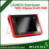 Produkteinführung Authorized Distributor X431 Pad Tablet Diagnostic Scanner Work Via 3G Wi-FI und Bluetooth
