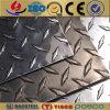 Plaque et bobine en aluminium de dérapage de cinq barres l'anti fabrique pour la plaque d'étage